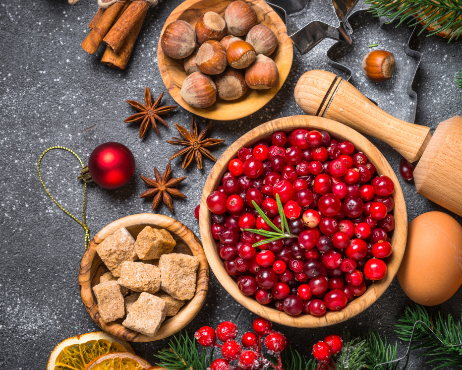 Website Header - Christmas Page